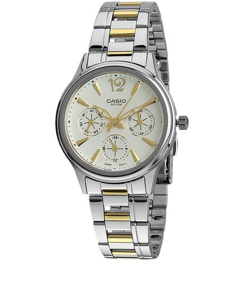 Casio a847 women watch price in india buy casio a847 women watch online at snapdeal for Watches for women