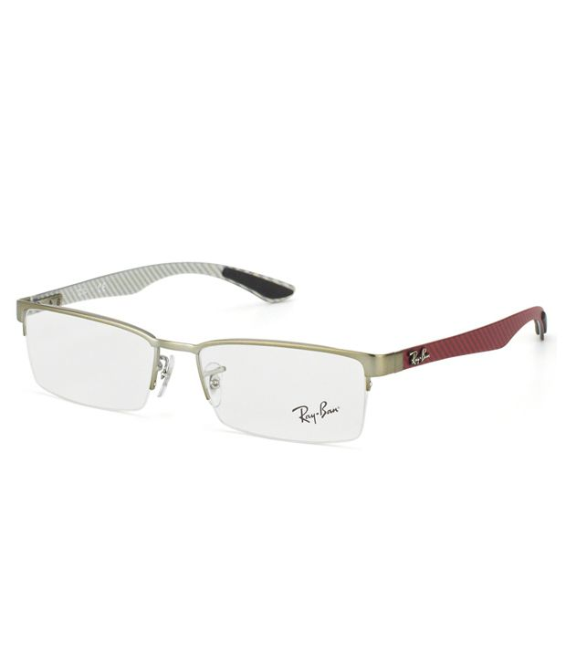 7ca8bd81c8 ... promo code for ray ban rx 8412 2620 54 men rectangle eyeglasses f5740  a16a6