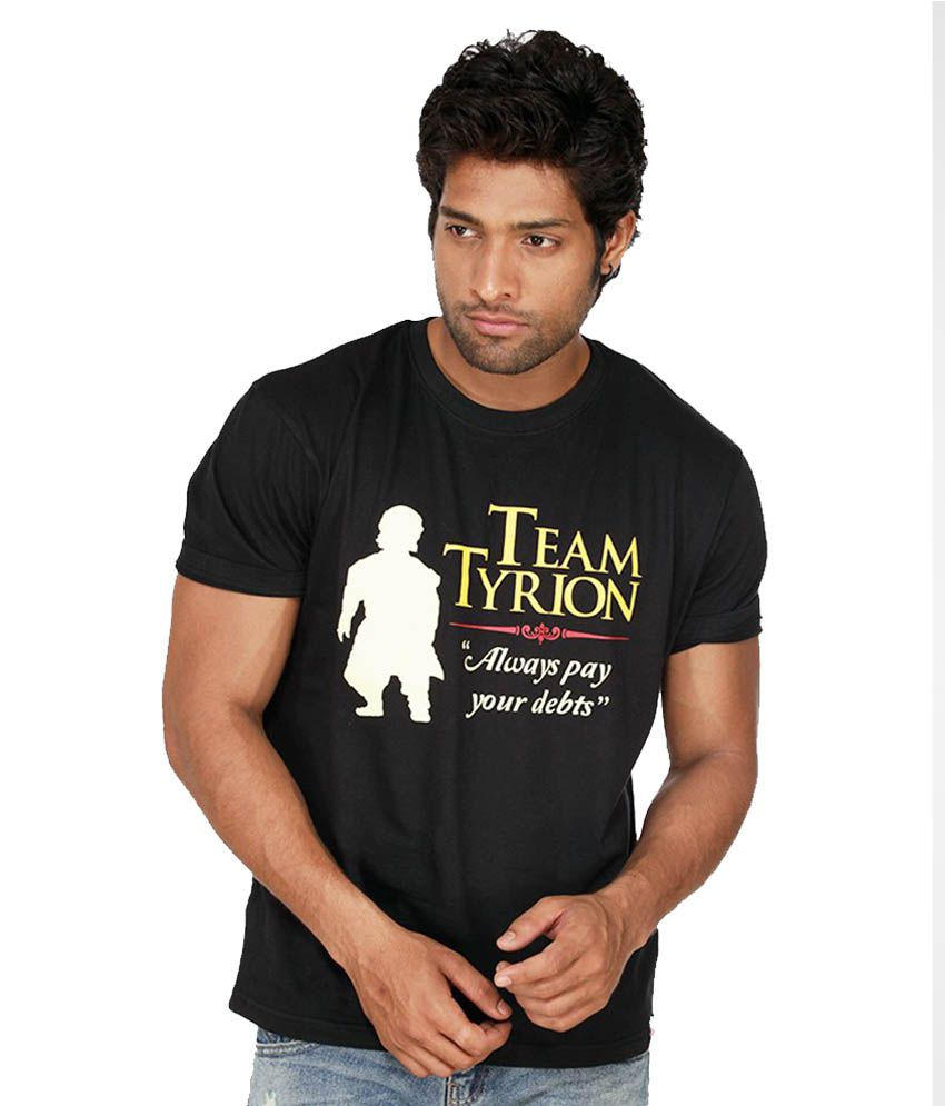 Lazyninja game of thrones team tyrion t shirt buy Where can i buy game of thrones t shirts