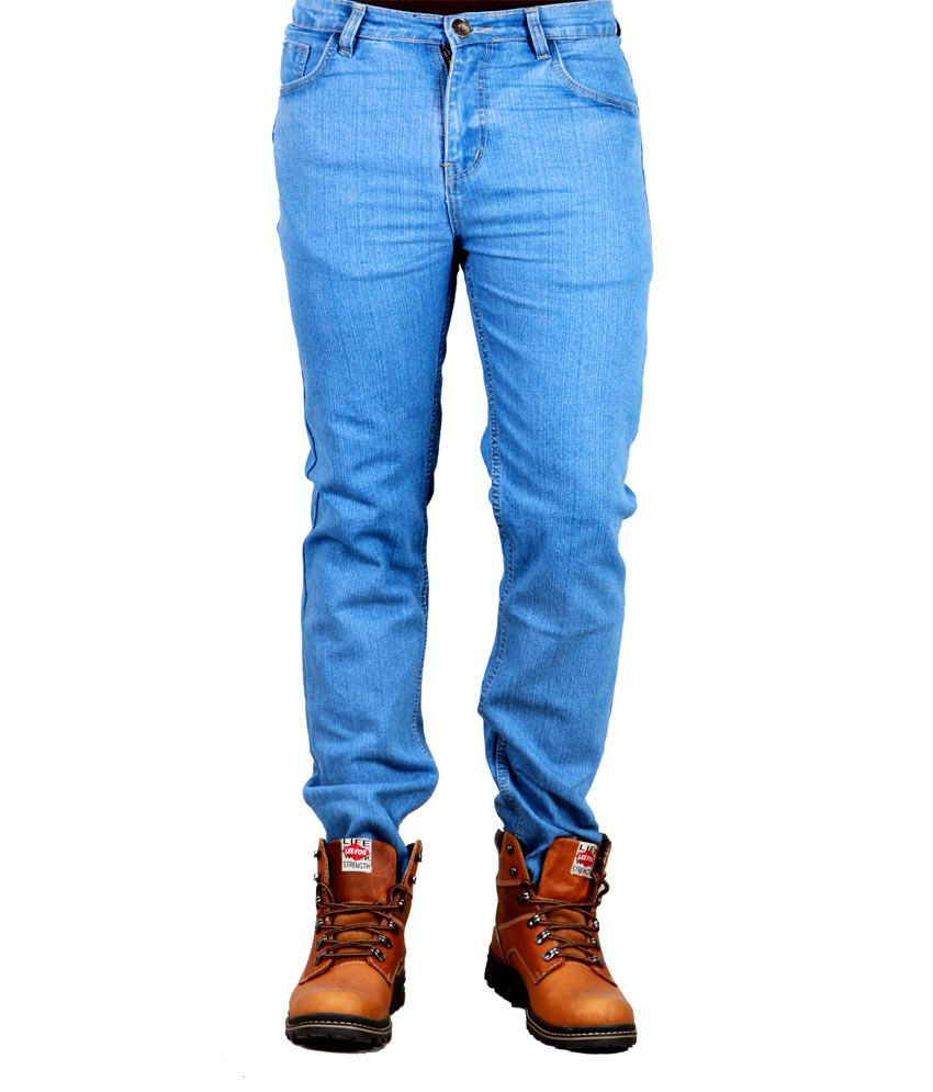 Sam & Jazz Rough & Tough Light   Blue Jeans
