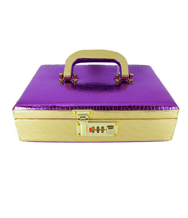 Goldencollections DSCF0059 Purple Jewelry Cases