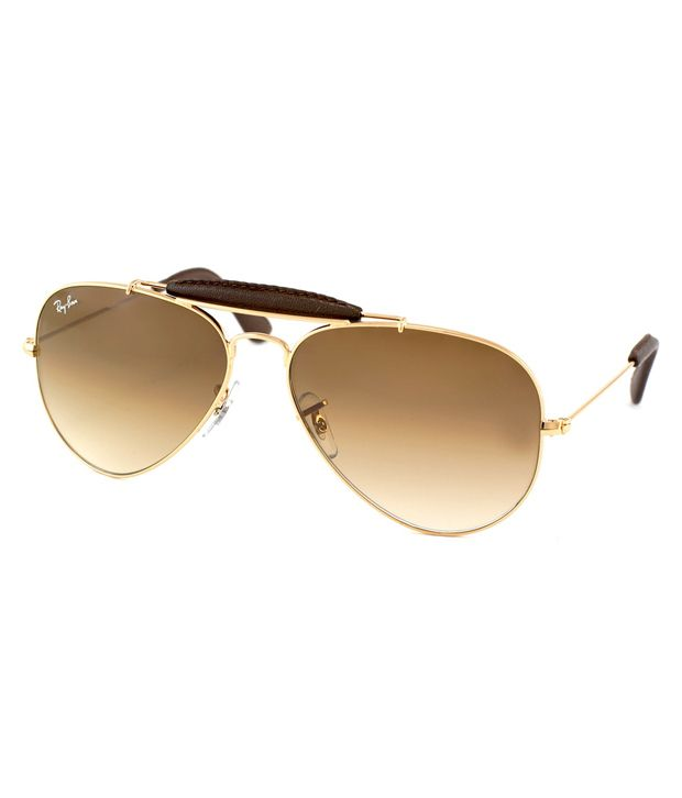 ray ban aviator sunglasses lowest price  Ray-Ban RB-3422Q-001-51-Size 58 Aviator Sunglasses - Buy Ray-Ban ...