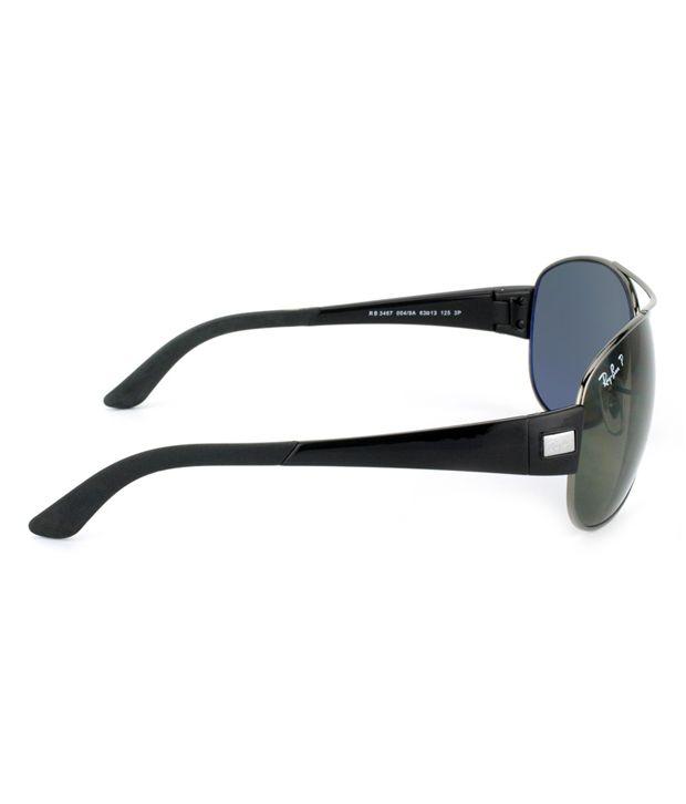 931628fd96 Ray-Ban RB3467 004 9A Aviator Size 63 Sunglasses - Buy Ray-Ban ...