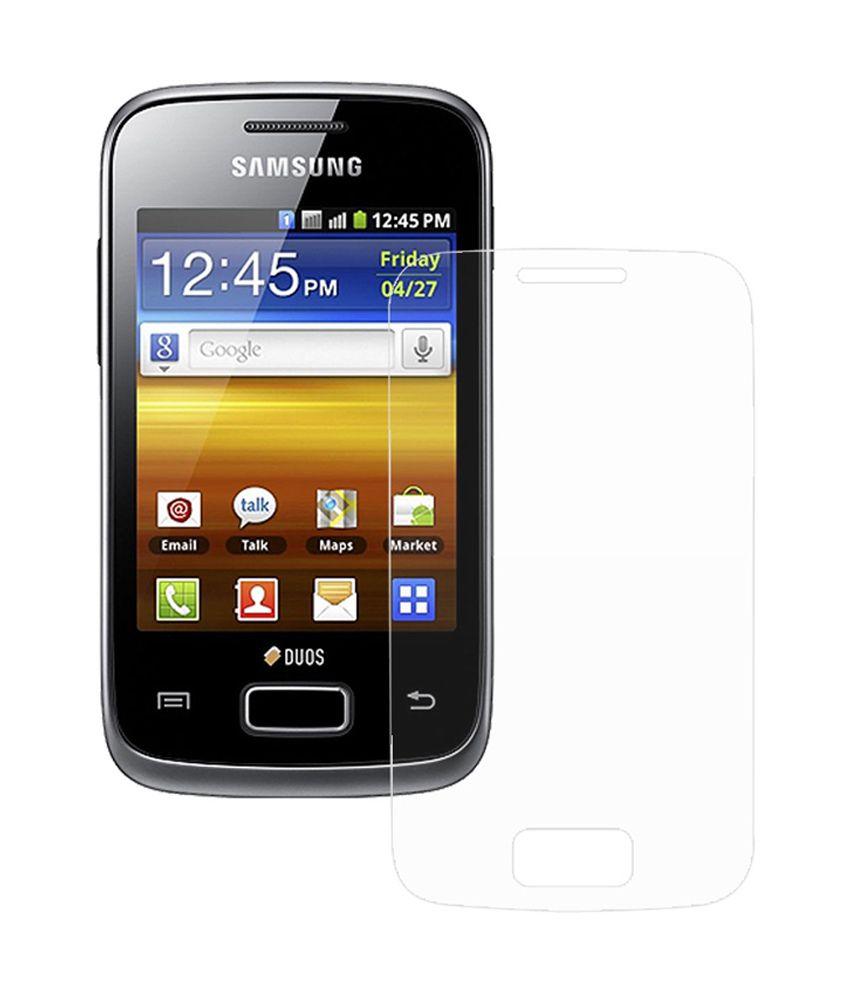 Samsung Galaxy Y Duos Lite Gt-s5302 AntiGlare Screen Guard by Ostriva ...