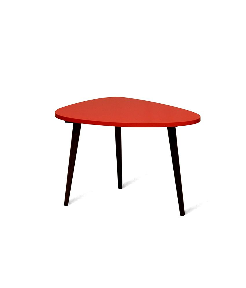 Hobbit Side Table Red