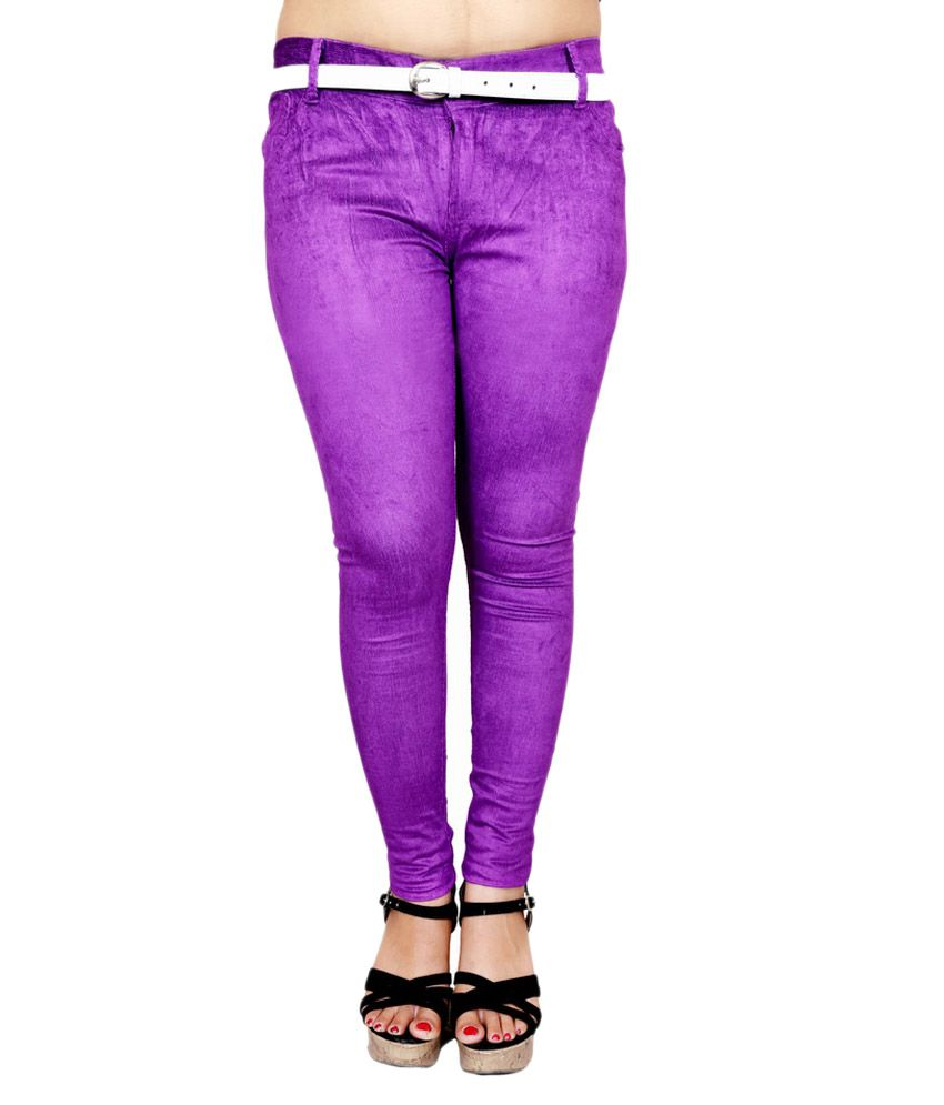 Awesome  Zedon Blue Corduroy Trousers Online At Best Prices In India  Snapdeal