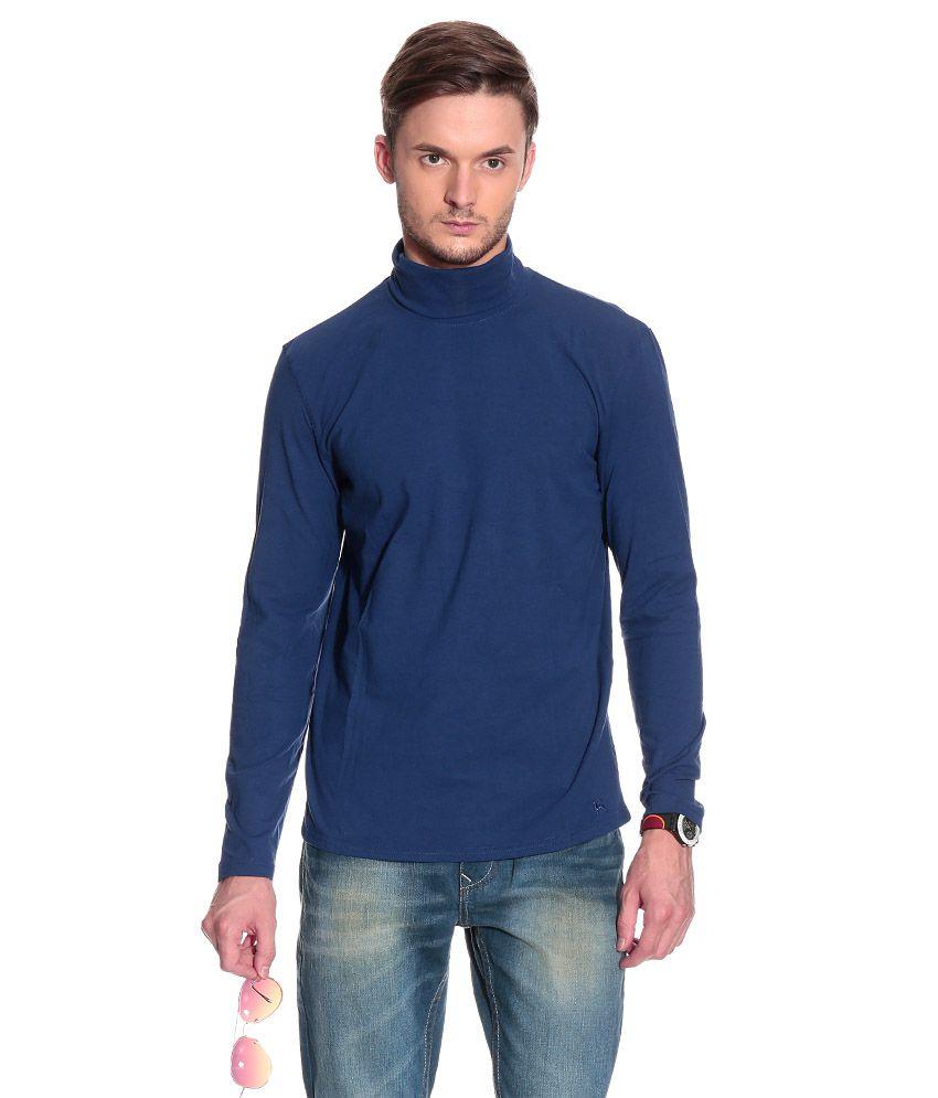Alcot Blue Full Selves Tshirt