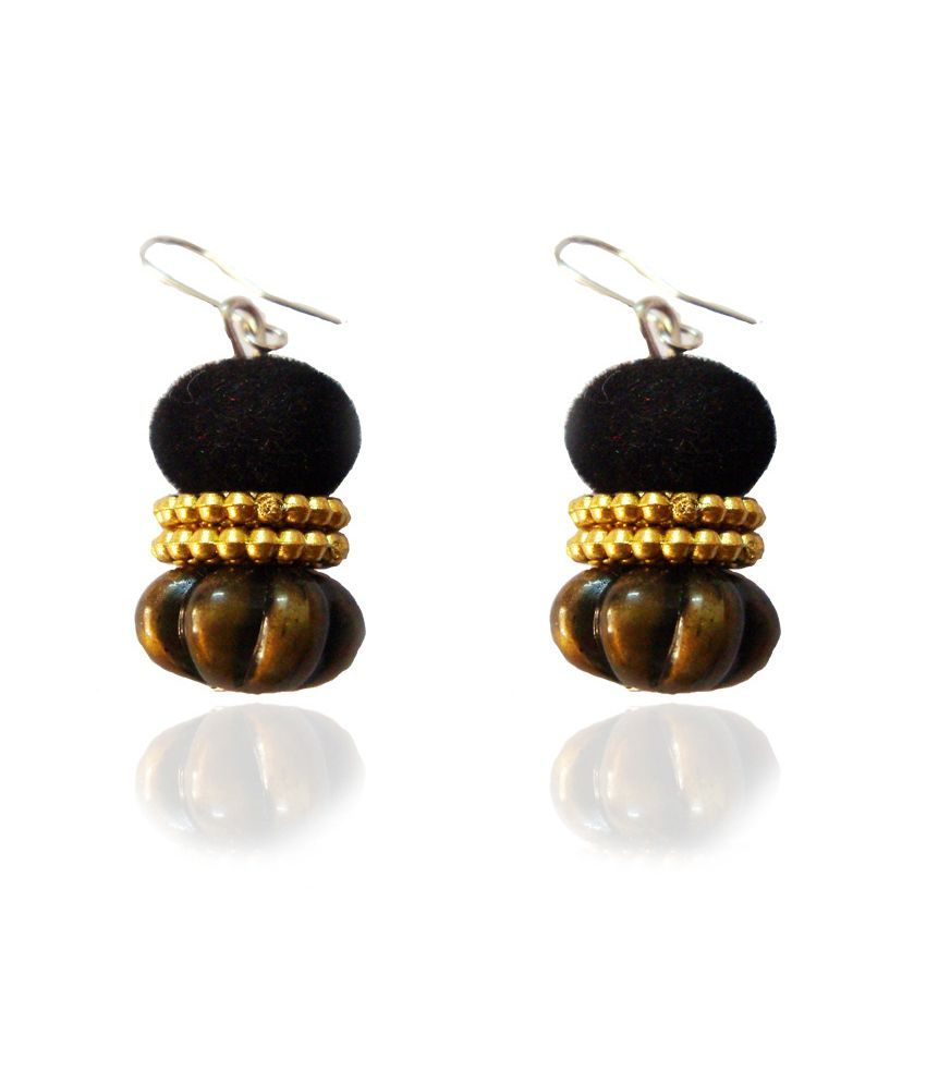 Beingwomen Multicolour Hanging Earring