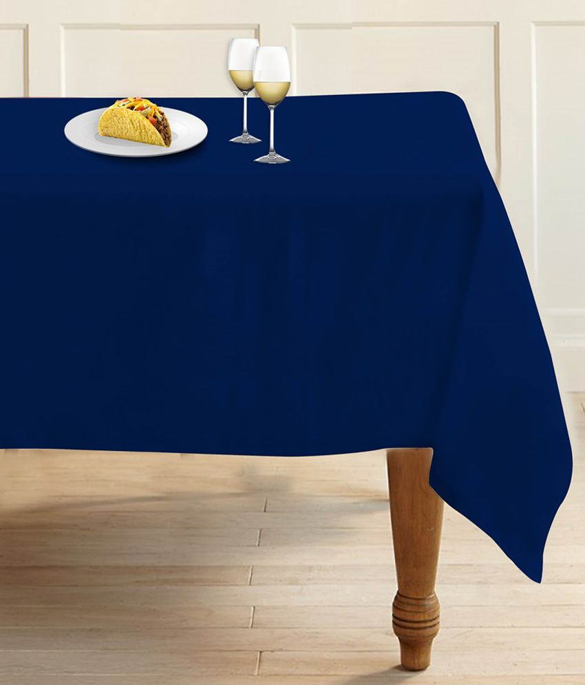 Airwill Plain Table Cover 6 Seater