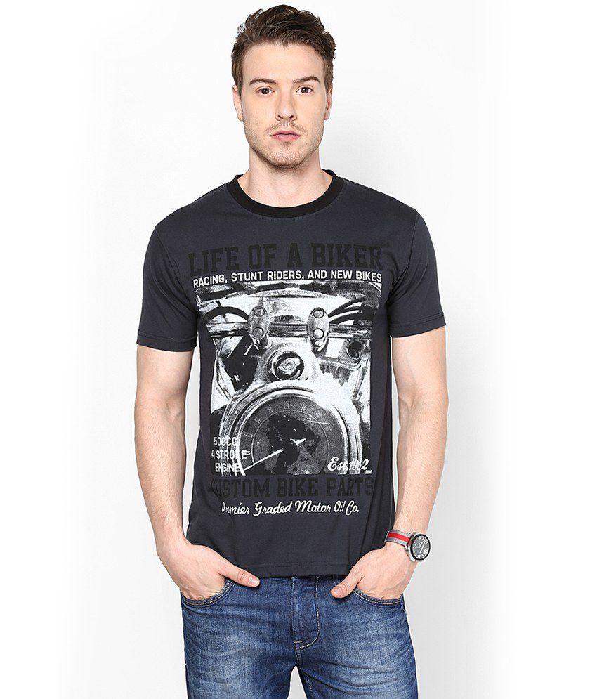Blotch - Biker Tshirt