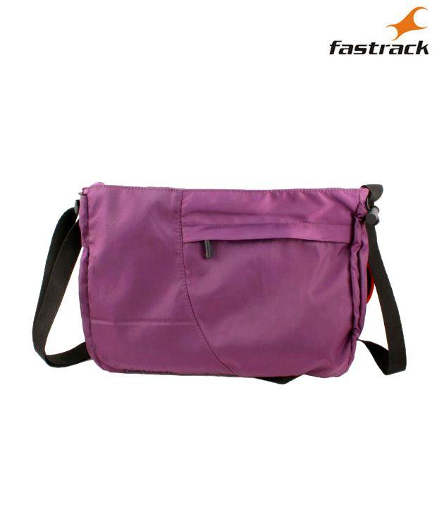 Fastrack Stylish Purple Bag