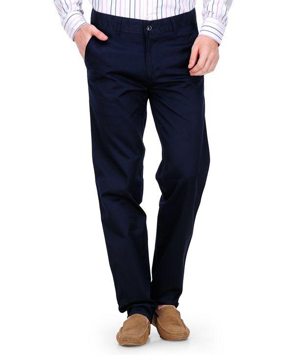 Just Henry Blue Comfort Semi Formals