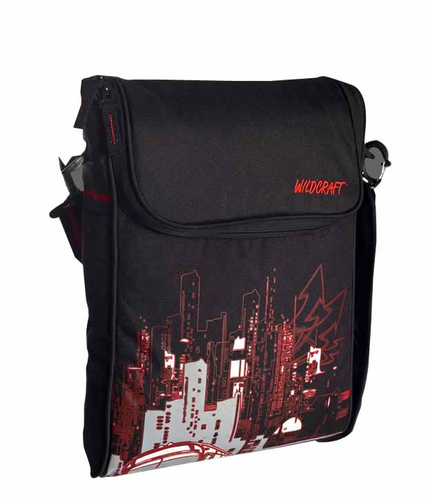 e8766c92e Wildcraft Zero Red Black Messenger Sling Bag - Buy Wildcraft Zero Red Black Messenger  Sling Bag Online at Best Prices in India on Snapdeal