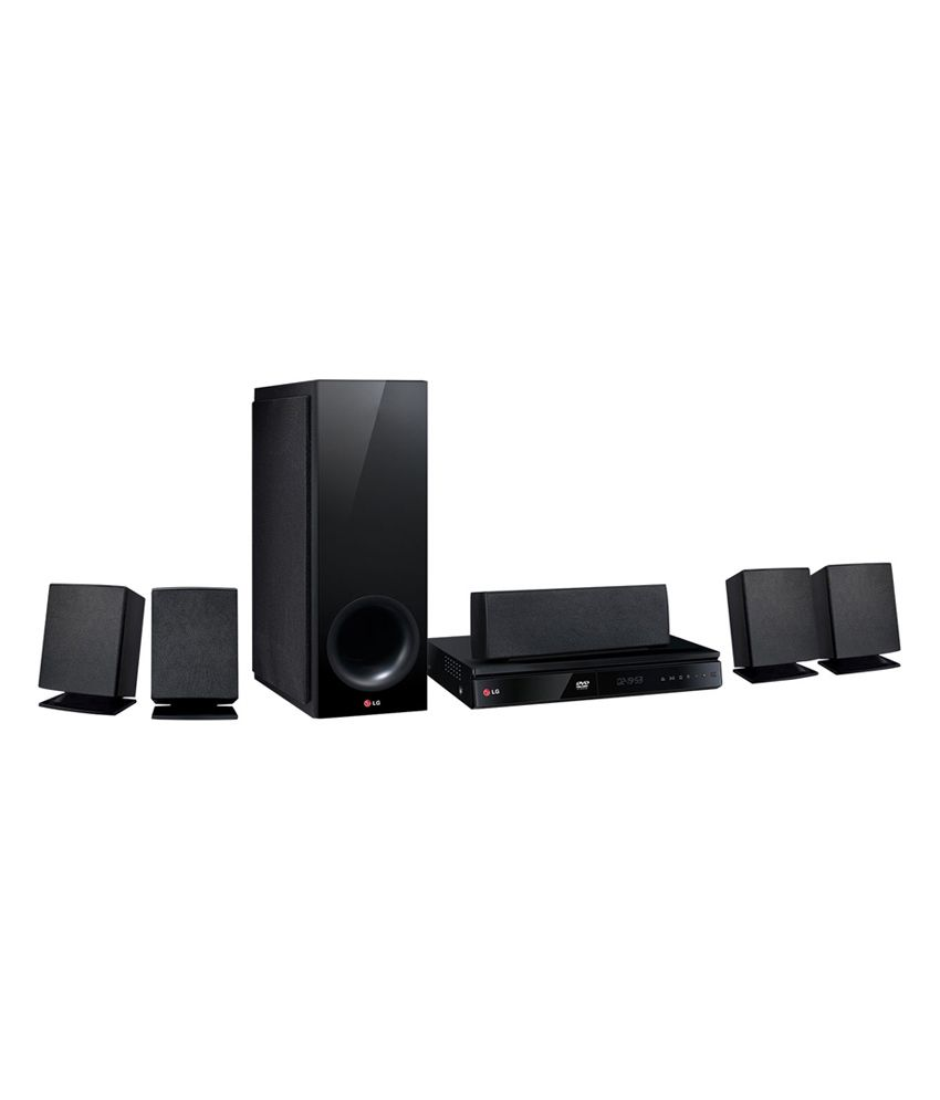 013c72162b7 Buy LG DH6230S 5.1 DTH Home Theatre System Online at Best Price in India -  Snapdeal