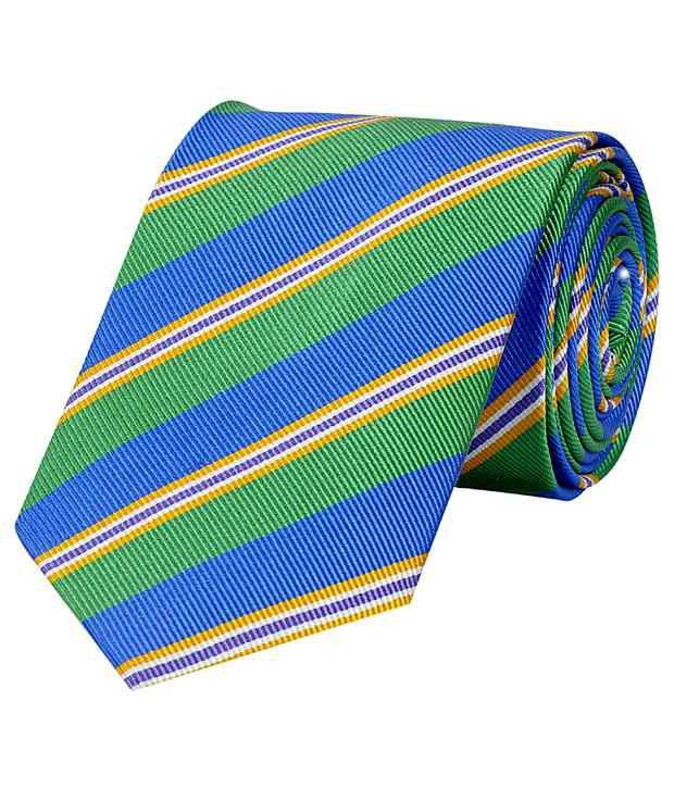 Tiekart Multi Silk Formal Broad Ties ( 1Pc)