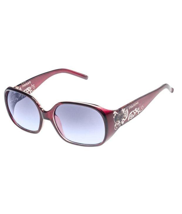 Parim 70387 Medium Women Oval   Sunglasses