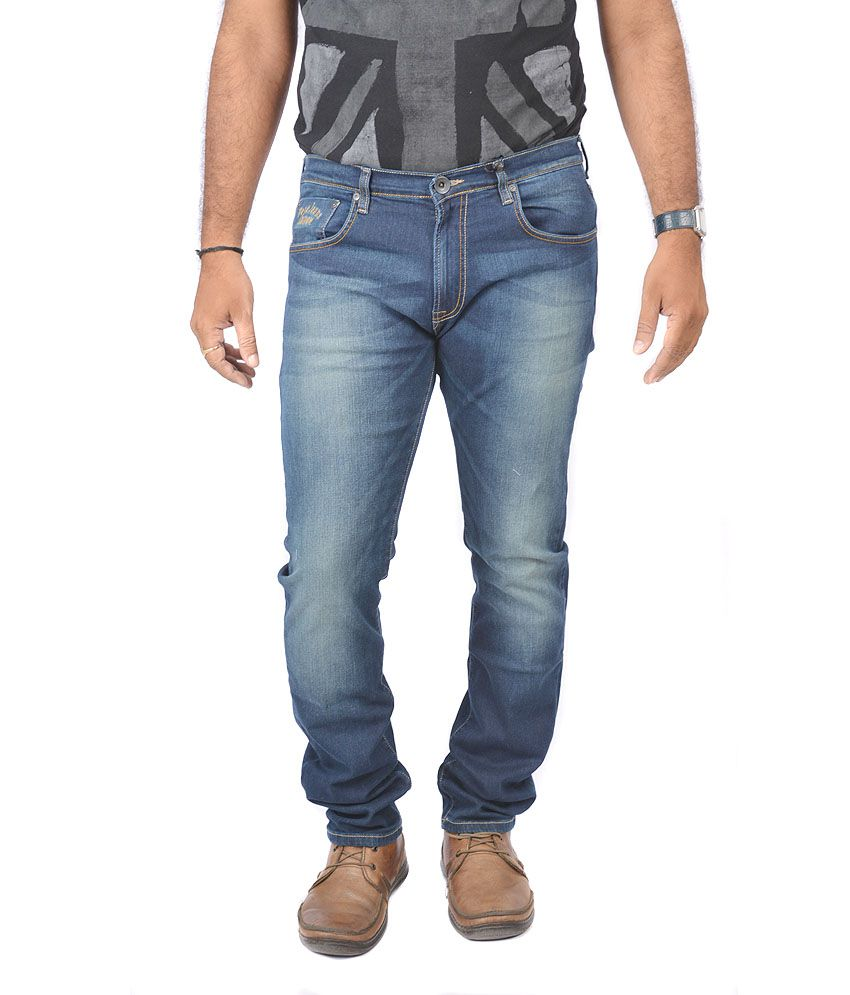 Pepe Jeans London Vapour Low Rise Skinny Fit Jeans