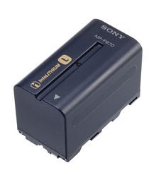 Sony NP-F970 Battery for Sony camcorders