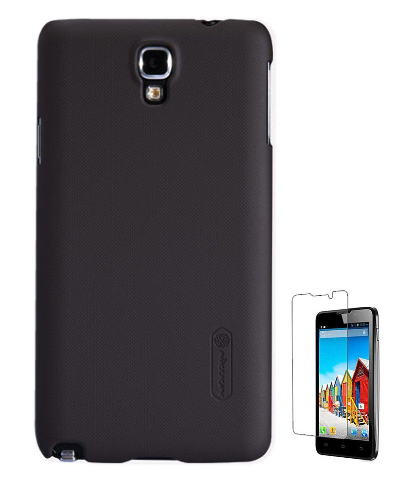 pretty nice 6e5de 12242 Nillkin Samsung Galaxy Note 3 Neo N7500 Frosted Series Back Cover Case Black