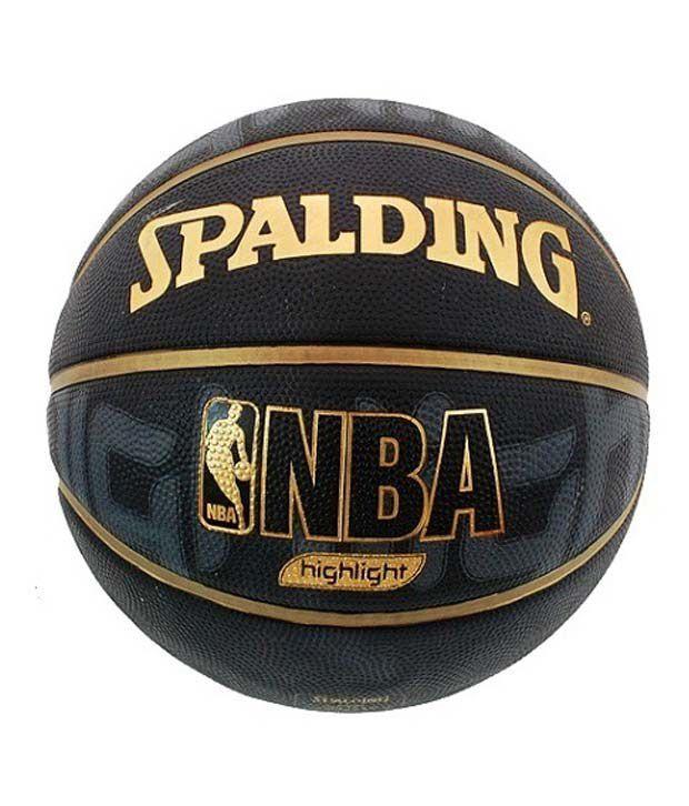 spalding 7 rubber basketball buy online at best price on. Black Bedroom Furniture Sets. Home Design Ideas