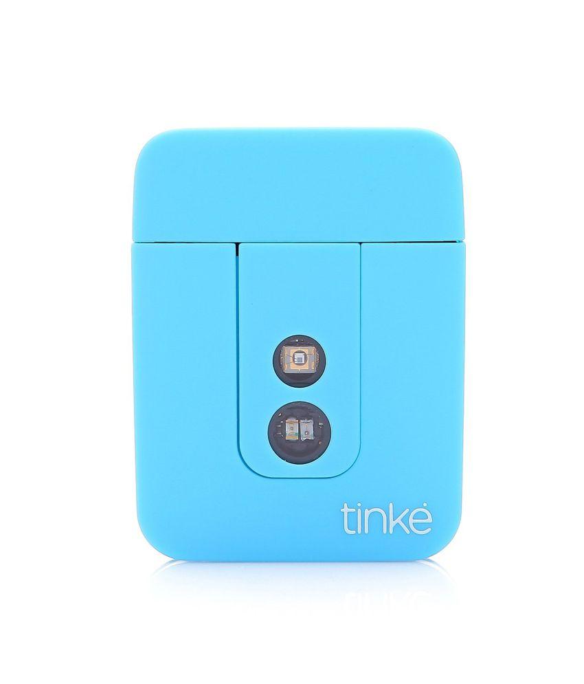 Tinke Stress, Blood Oxygen Level, Heart & Respiratory Rate
