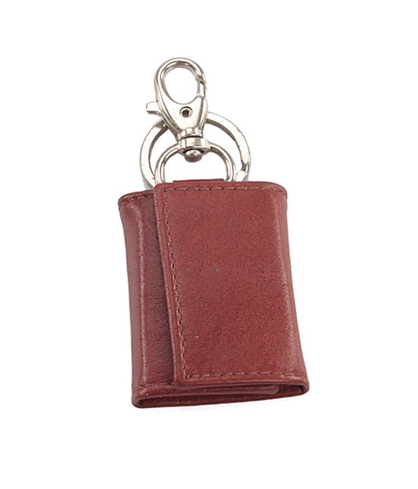Leather Talks Leather Key Chain