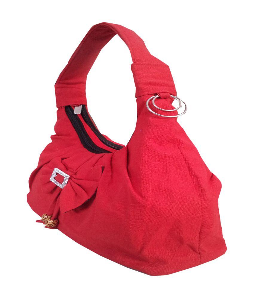 Ravish Fancy Cotton Ladies Shoulder Bag Ravish Fancy Cotton Ladies Shoulder  Bag ... 6ba5c10262473