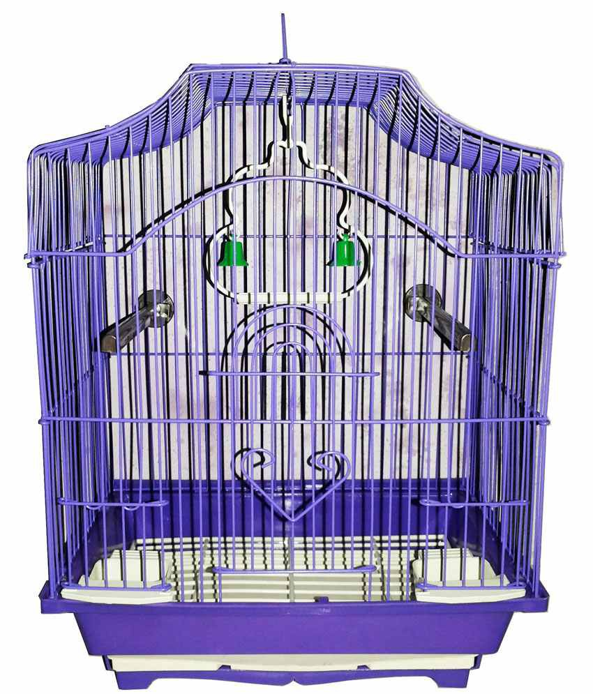 Pet Bird Cage Finchs And Love Birds Cage