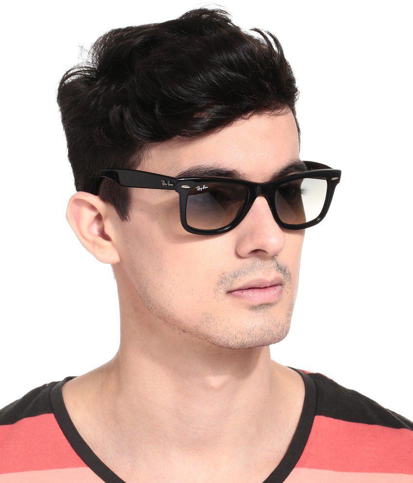 Ray-Ban Gray Wayfarer Sunglasses RB2140 901 32 - Buy Ray-Ban Gray ... 0f012471e2c70
