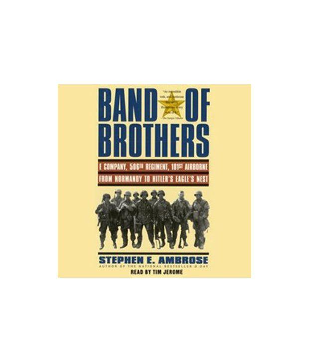 stephen e ambrose band of brothers pdf
