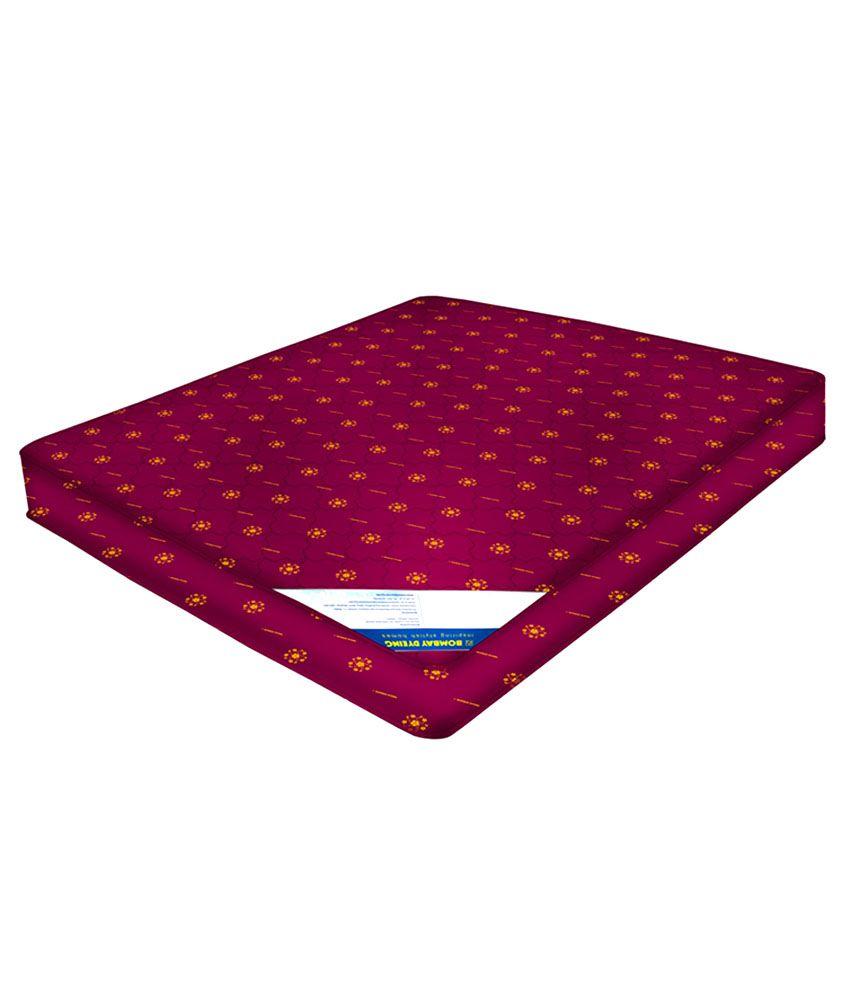 bombay dyeing paradiso orthopedic mattress buy bombay dyeing