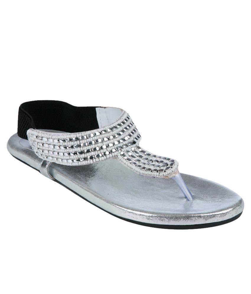 Studio 9 Silver Sandals