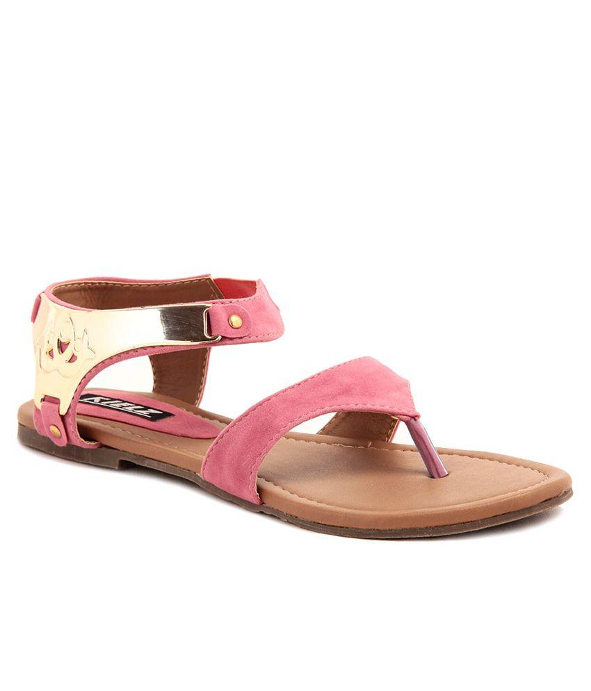 Kielz Pink Sandal