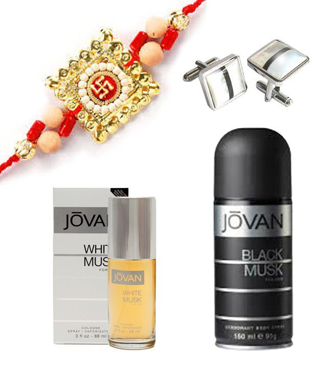 Jovan Black Musk Festive Combo