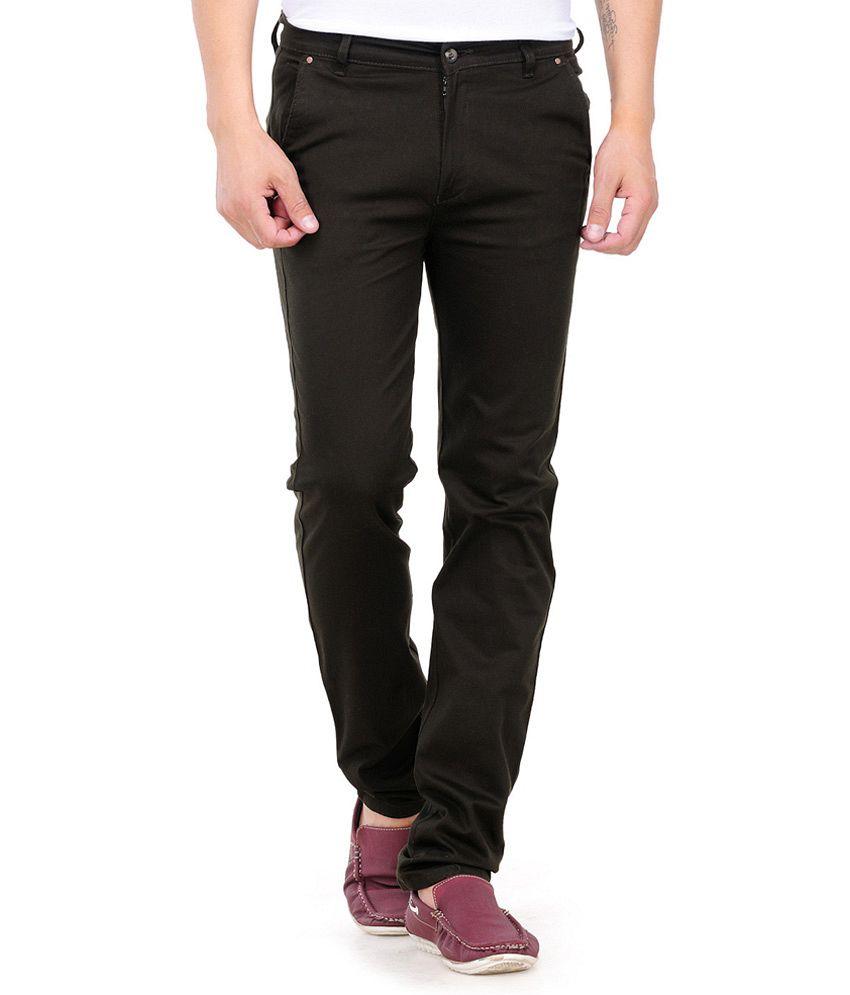 Kiosha Men's Casual Trouser
