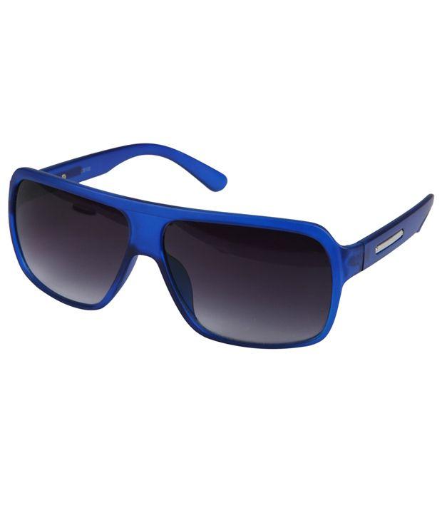Caba CABACB-1023BUOSFM Medium Men Rectangle Sunglasses