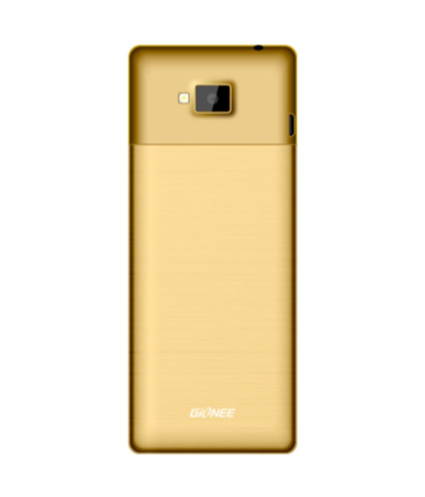 Gionee S96 (Golden) Mobile Phones Online at Low Prices | Snapdeal India