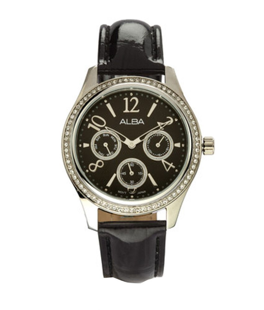Alba Ap6127x1 Womens Watch Price In India Buy Online At Snapdeal