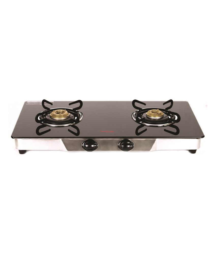 Hindware Armo GL 2B 2 Burner Auto Ignition Gas Cooktop