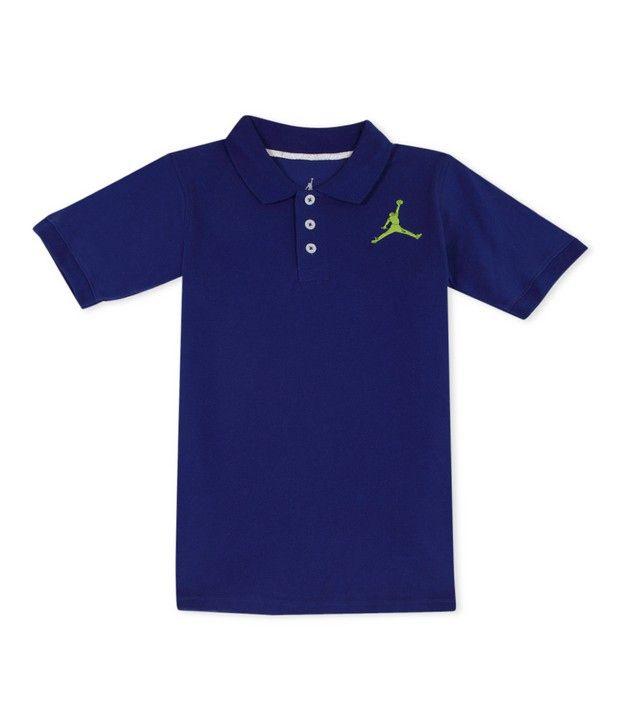 Jordan Royal Blue Color T Shirt For Boys Buy Jordan