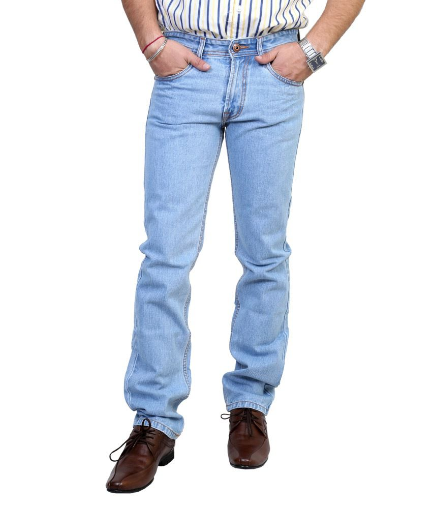 Dare Tan Regular Fit jeans