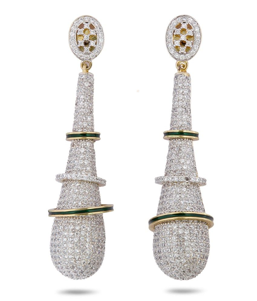 Adwitiya Collection Rich Look Ad Danglers
