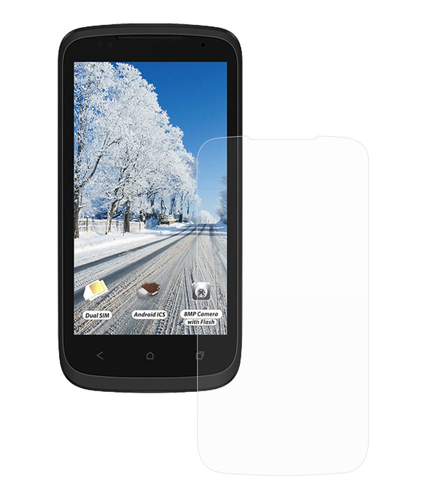 Celkon A62 AntiGlare Screen Guard by Ostriva