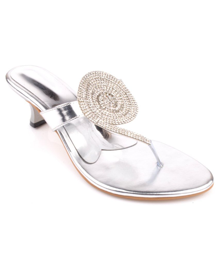 De'kobbler Distinct Silver Slip-on