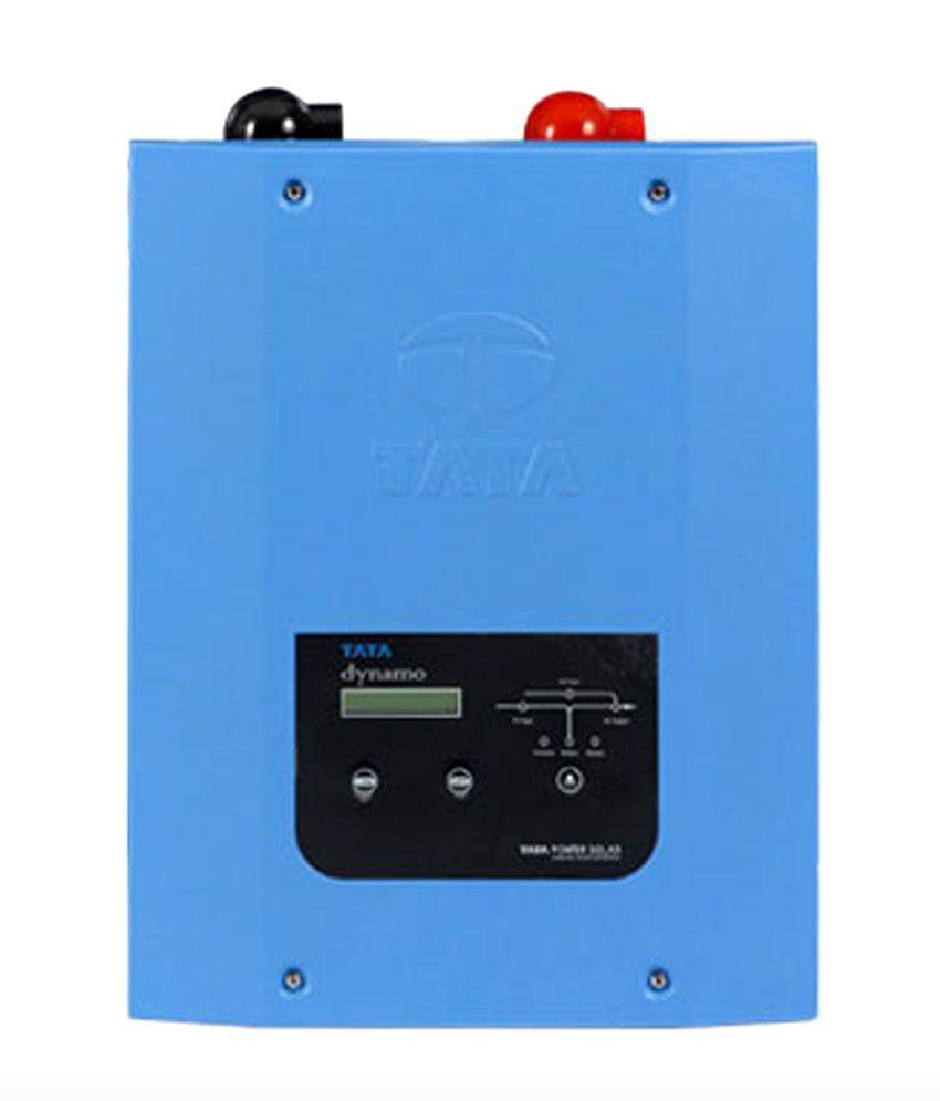 Tata Solar Dynamo 1100 Power Pack Solar Inverter Price