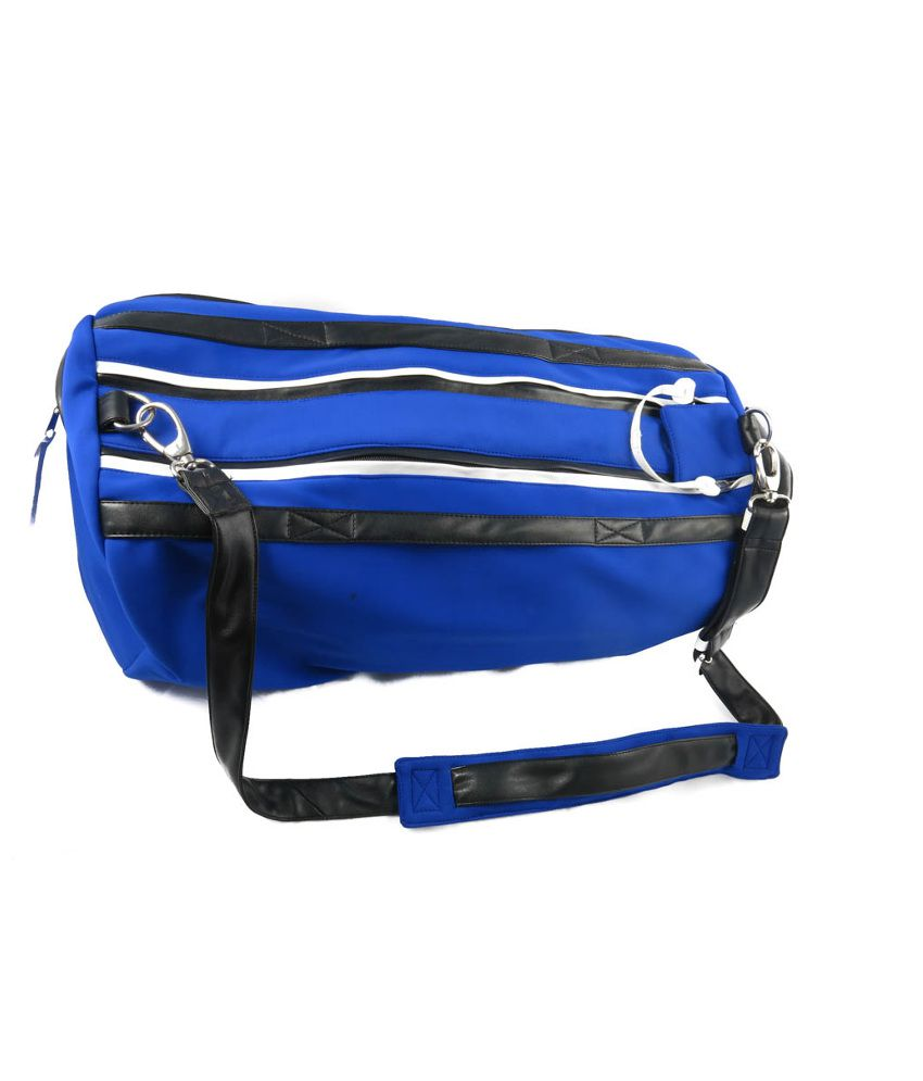 Harp Dallas Bird Gym Bag Blue