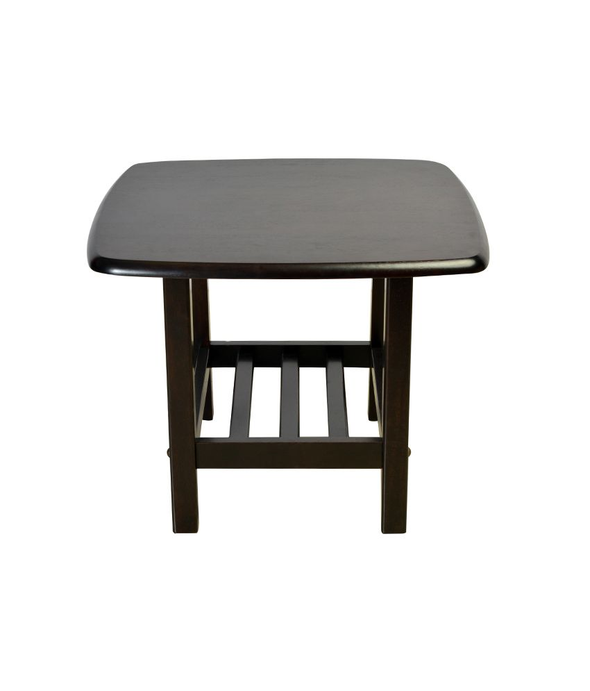 HomeTown Avon Solidwood Side Table