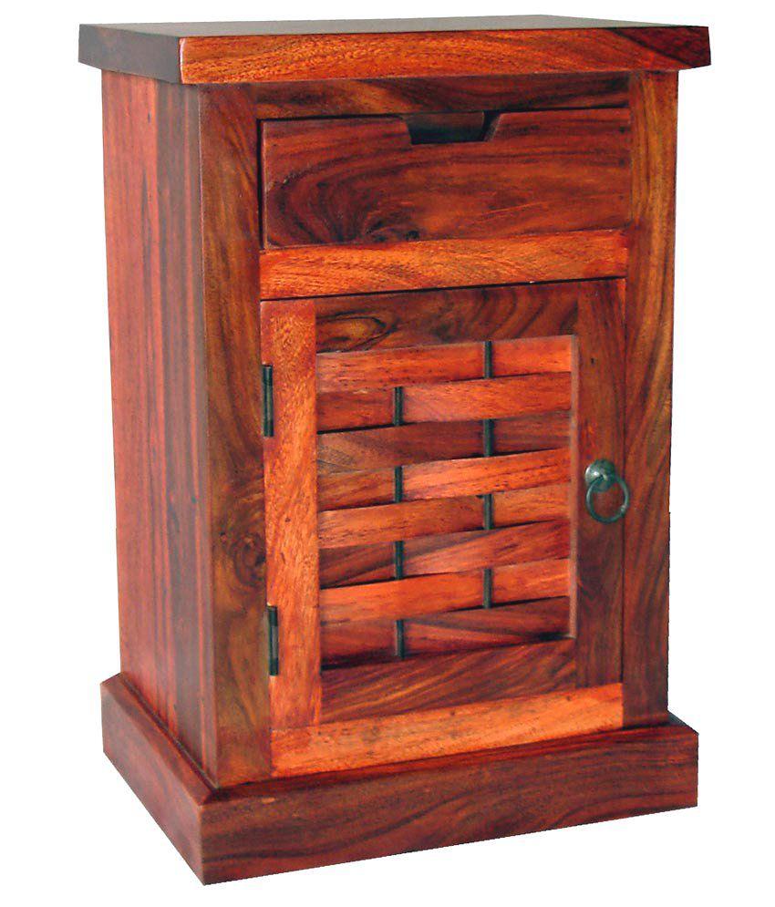 Junglewood Harmony Multipurpose Side Table Teak