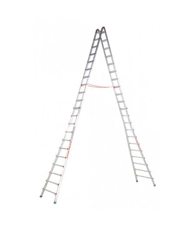 Little Giant Skyscraper Aluminium Step Ladder M21 21ft A