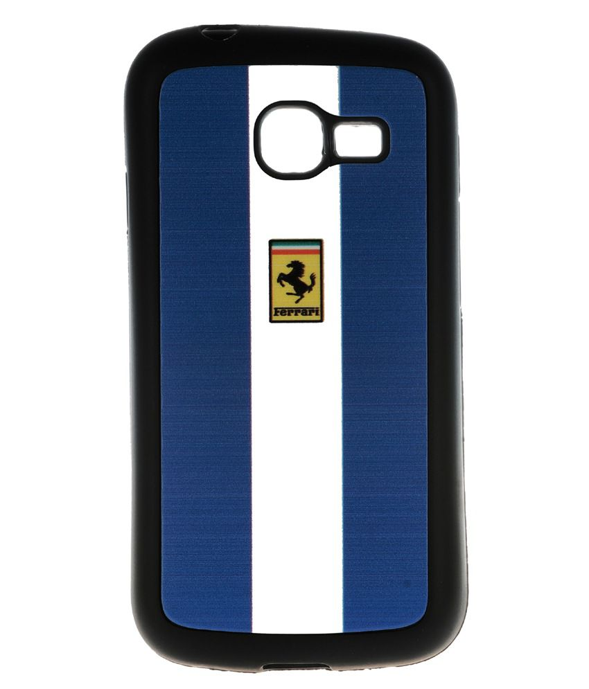 Soft Arts Back Cover For Samsung Galaxy Star Pro Gt-s7262 ...